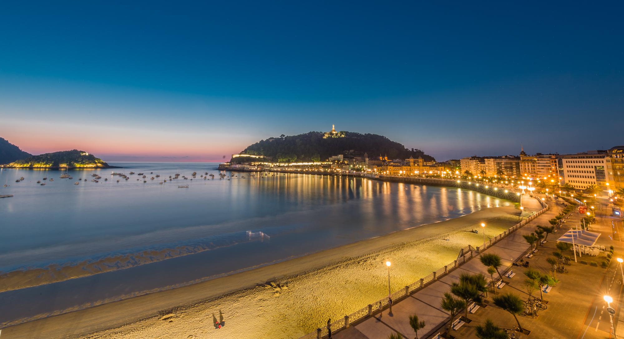 Donostia san sebastian pays basque photographs - Clima en donostia san sebastian ...