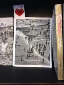 libro con fotografias donostia biarritz bookstore