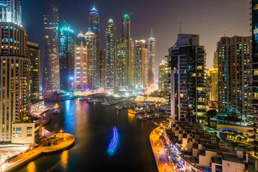 marina dubai eriu photo