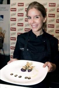cristina oria chef madrid alta cocina a domicilio