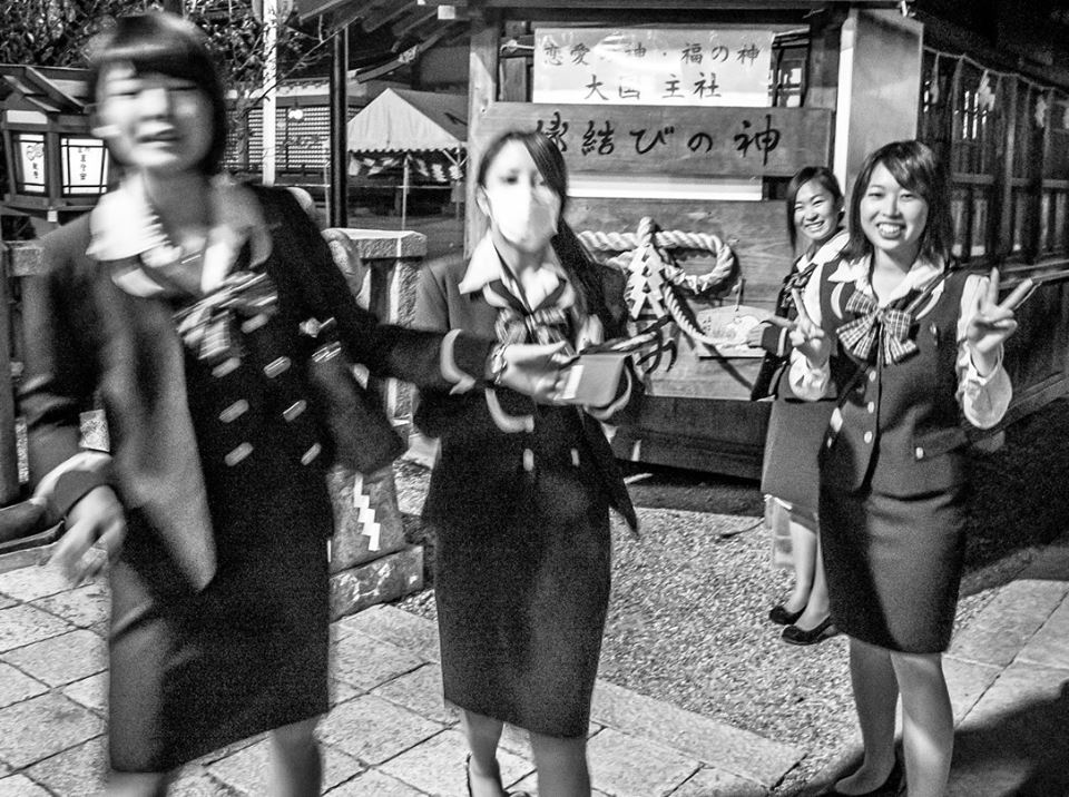 chicas japonesas en la fotografia de eriu photo de donostia san sebastian