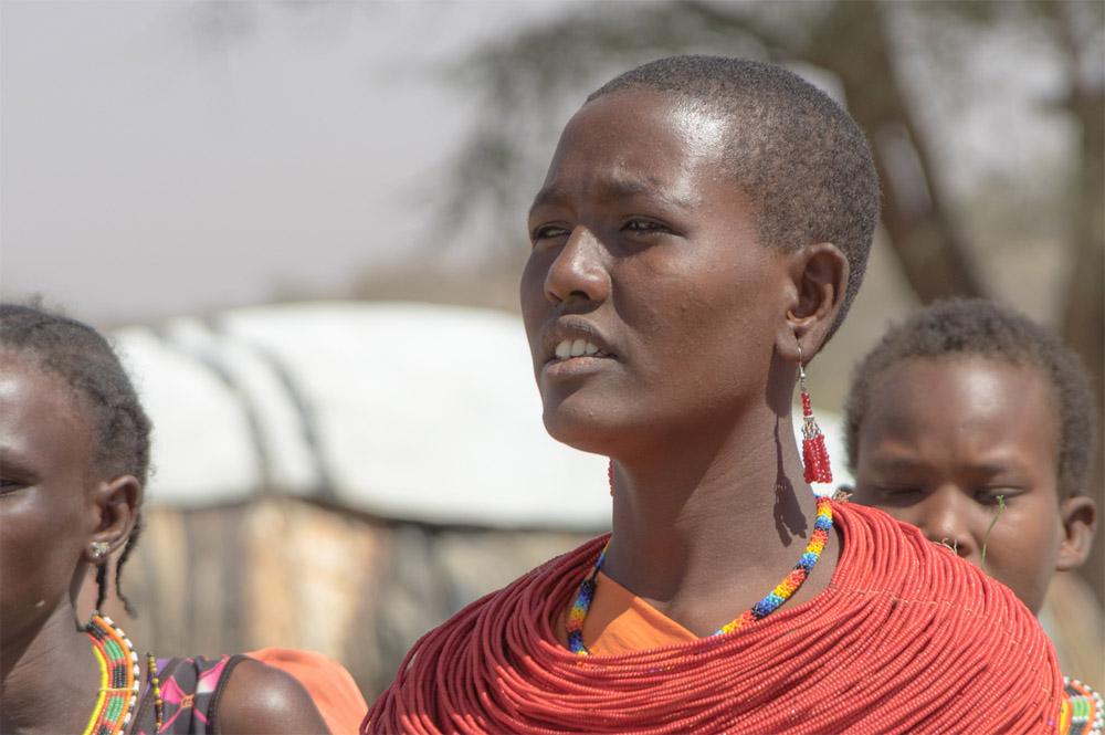 fotografias de los masai mara de kenya tribu poblado africano
